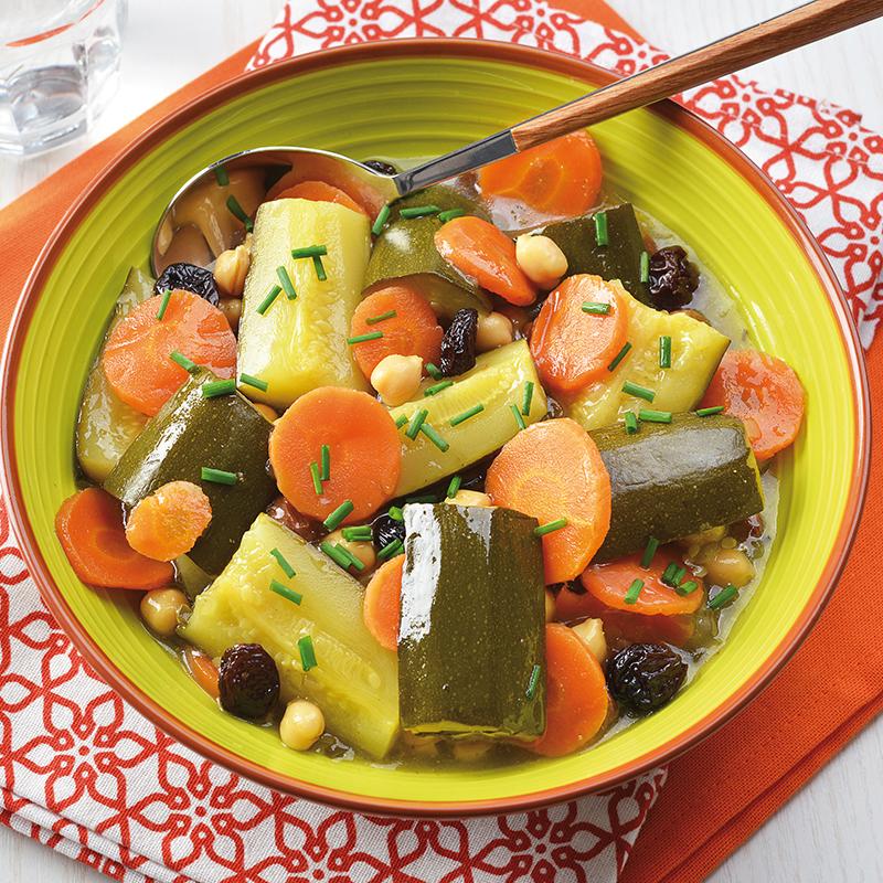Plats cuisinés frais - Légumes