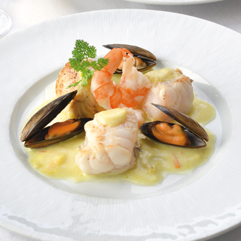 Plats cuisinés - Produits de la mer